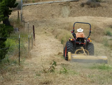 Weed Abatement Services in Ventura County